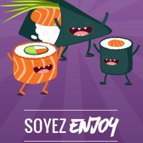Enjoy Sushi